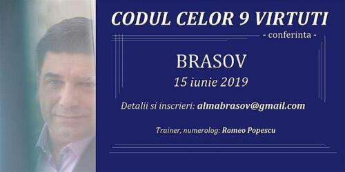 Codul celor 9 virtuti 15.06.2019