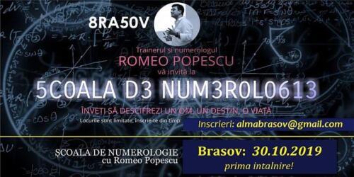 Scoala de numerologie-30.10.2019